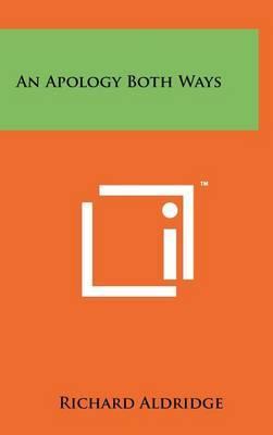 An Apology Both Ways
