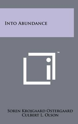 Into Abundance