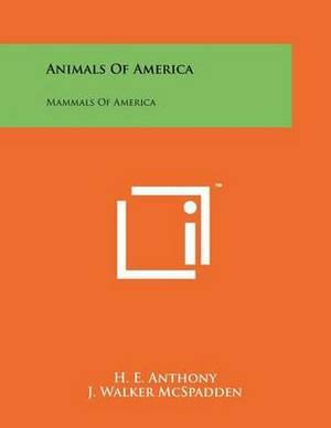 Animals of America: Mammals of America