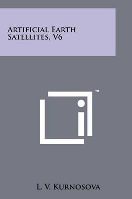 Artificial Earth Satellites, V6