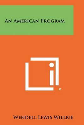 An American Program