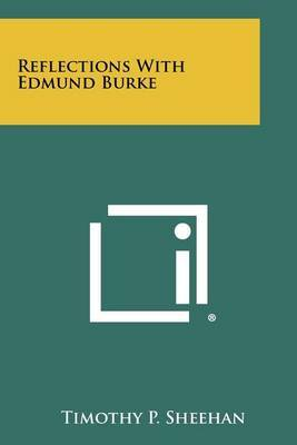 Reflections with Edmund Burke