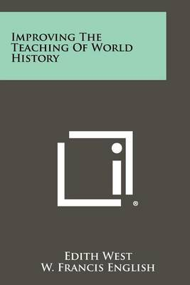 Improving the Teaching of World History
