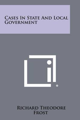 Cases in State and Local Government