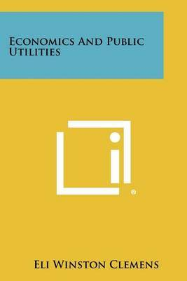Economics and Public Utilities