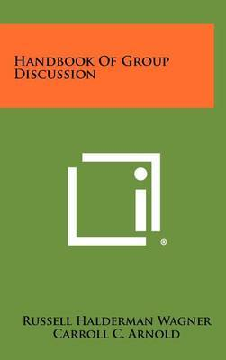 Handbook of Group Discussion
