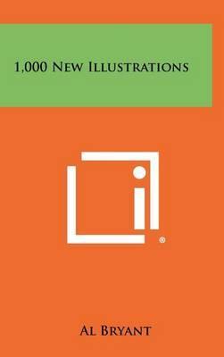 1,000 New Illustrations