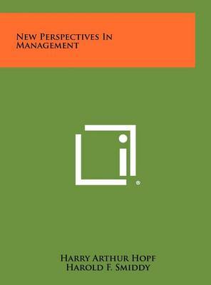 New Perspectives in Management