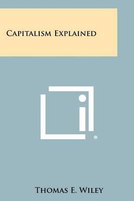 Capitalism Explained
