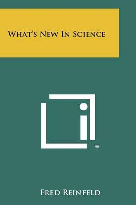 What's New in Science
