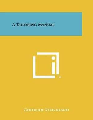 A Tailoring Manual
