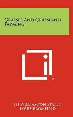 Grasses and Grassland Farming