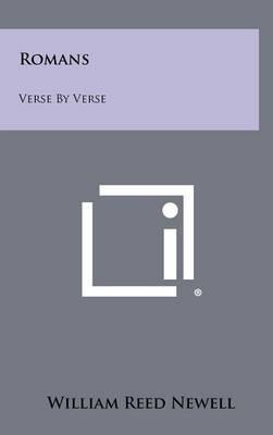 Romans: Verse by Verse