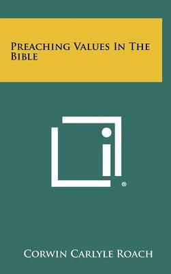 Preaching Values in the Bible