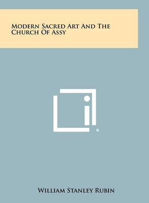 Modern Sacred Art and the Church of Assy