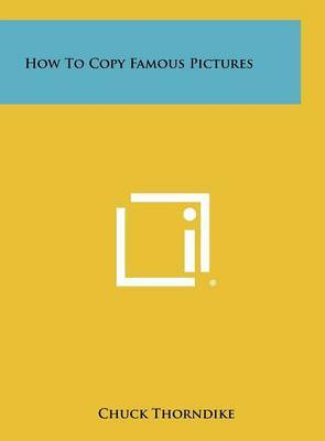 How to Copy Famous Pictures