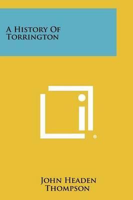 A History of Torrington
