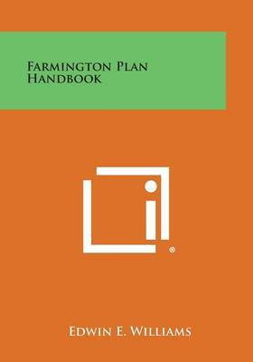 Farmington Plan Handbook