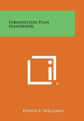 Farmington Plan Handbook