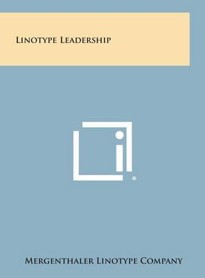Linotype Leadership
