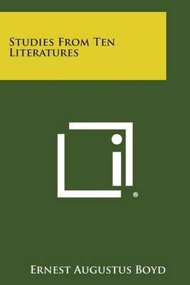 Studies from Ten Literatures