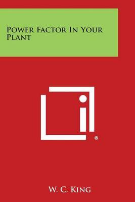 Power Factor in Your Plant