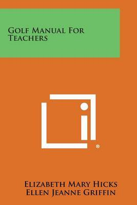 Golf Manual for Teachers