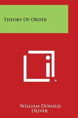 Theory of Order