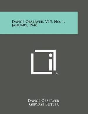 Dance Observer, V15, No. 1, January, 1948