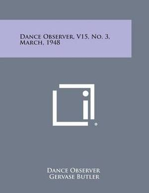 Dance Observer, V15, No. 3, March, 1948