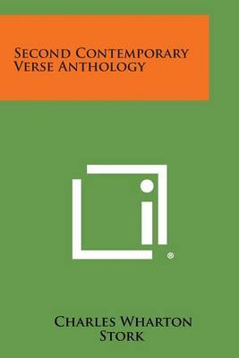 Second Contemporary Verse Anthology