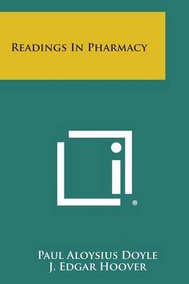 Readings in Pharmacy