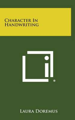 Character in Handwriting