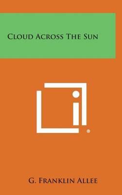 Cloud Across the Sun