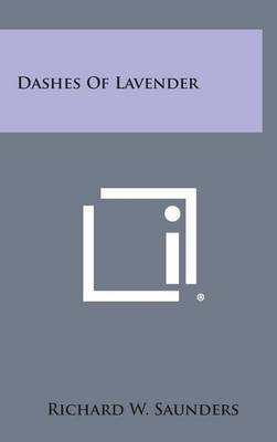 Dashes of Lavender
