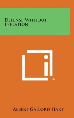 Defense Without Inflation