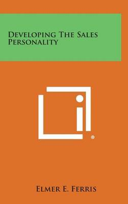Developing the Sales Personality