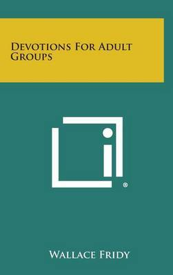 Devotions for Adult Groups
