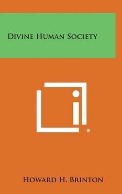 Divine Human Society