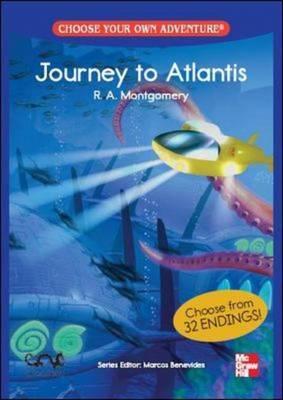Choose Your Own Adventure: Journey to Atlantis
