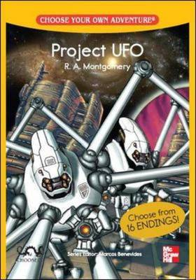 Choose Your Own Adventure: Project UFO