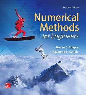 Loose Leaf for Numerical Methods for Engineers