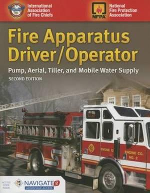 Fire Apparatus Driver/Operator