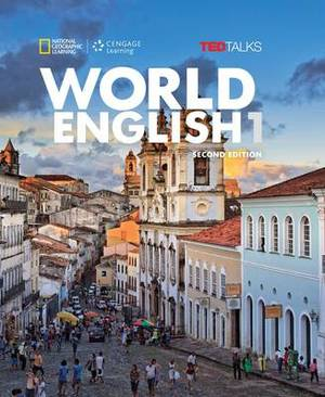World English with TED Talks 1 - Student Book - High Beginner (2nd Edition)