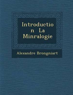 Introduction La Min Ralogie