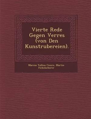 Vierte Rede Gegen Verres (Von Den Kunstr Ubereien).