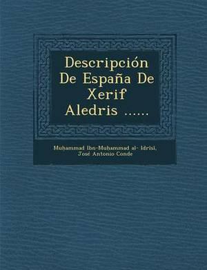 Descripcion de Espana de Xerif Aledris ......