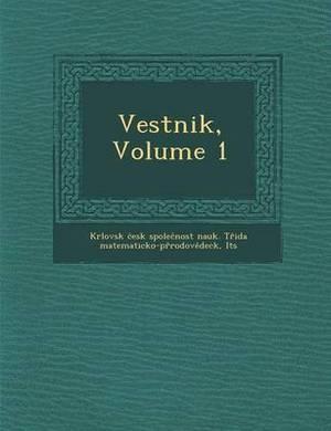 Vestnik, Volume 1