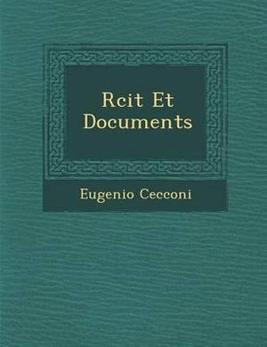 R Cit Et Documents