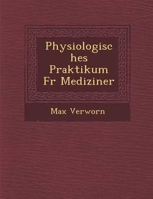 Physiologisches Praktikum Fur Mediziner